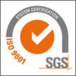 SGS System Certification - ISO 9001:2008